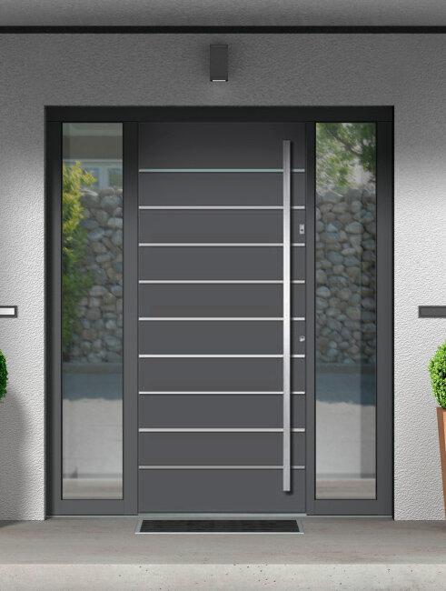 Porte Aluminium Elite
