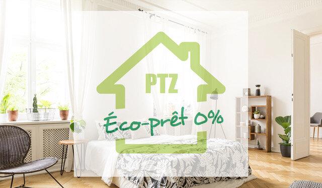Logo - PTZ - Eco-prêt 0%